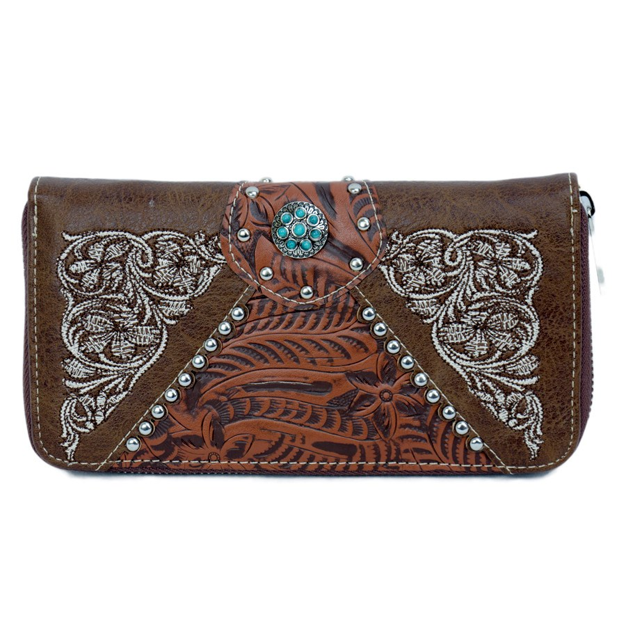 Wallet/Purse - Freestyle Saddlery