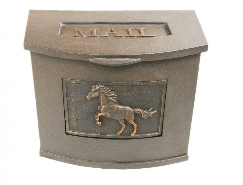 Mailbox Horse Design - Freestyle Saddlery