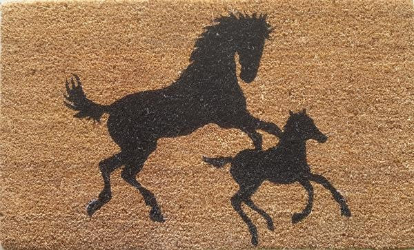 Door Mat Coir with PVC Base - Freestyle Saddlery