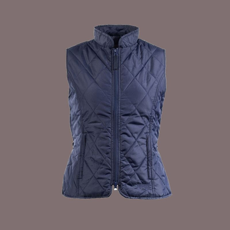 Vest Quilted Classic - Freestyle Saddlery