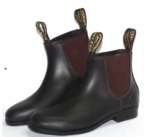 Baxter Tuffy Ladies Boots - Freestyle Saddlery