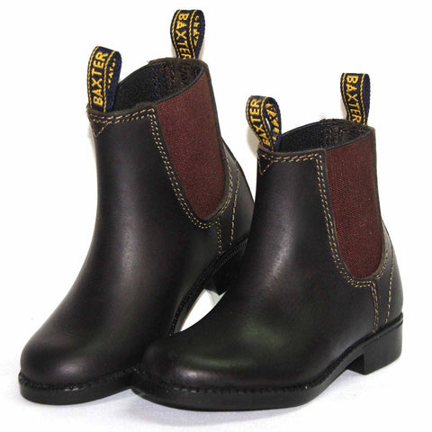 Baxter boot Tuffy childs - Freestyle Saddlery
