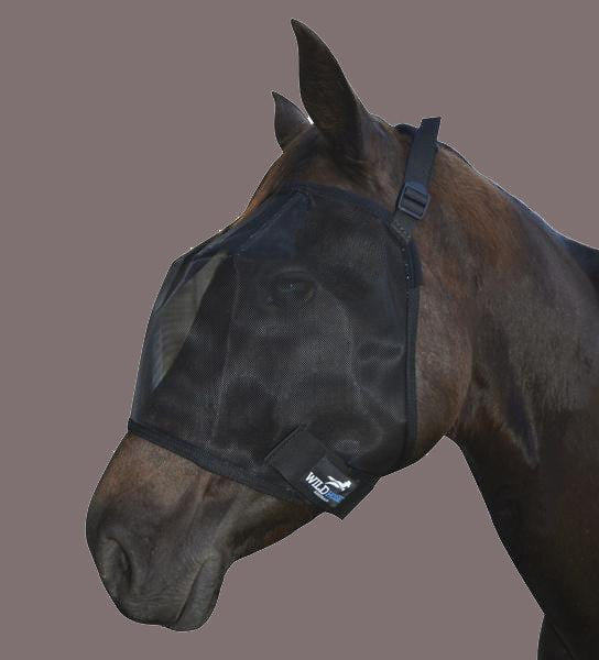 Wild Horse Fly Veil - Freestyle Saddlery