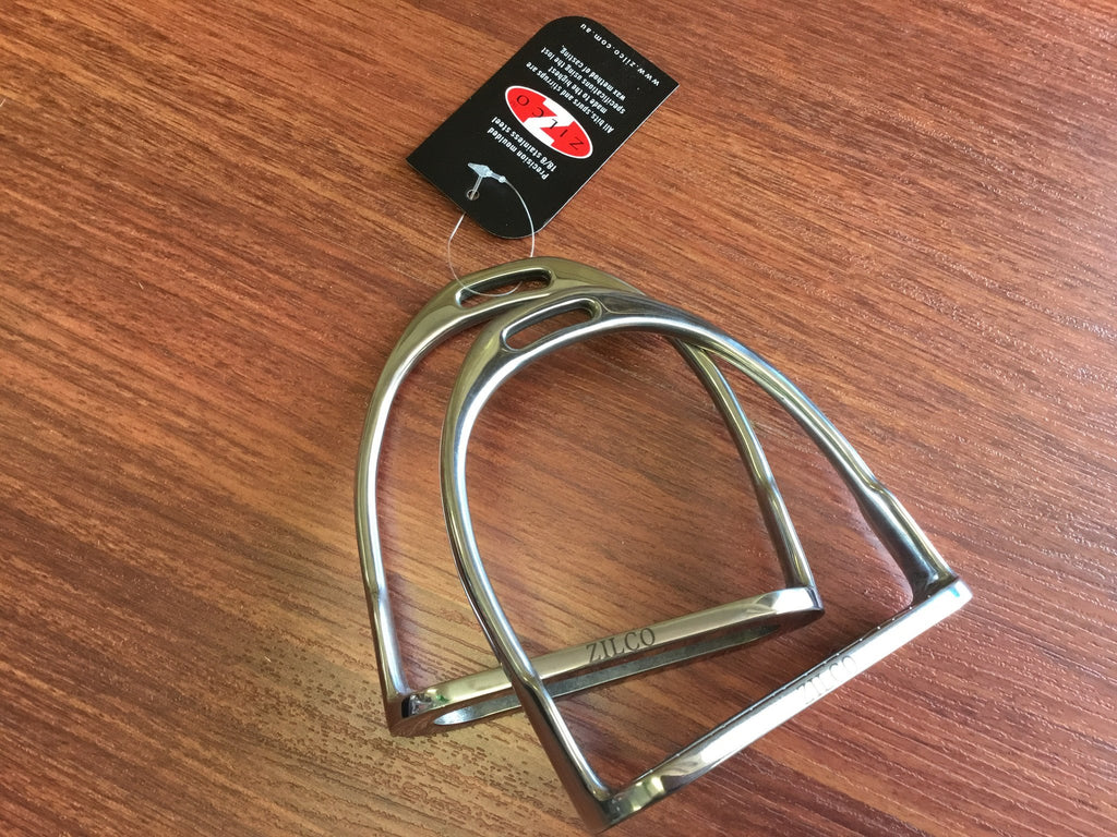 Stirrup 2 bar SS - Freestyle Saddlery