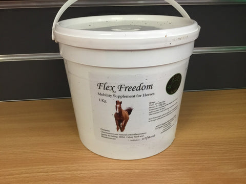 Flex Freedom - Freestyle Saddlery