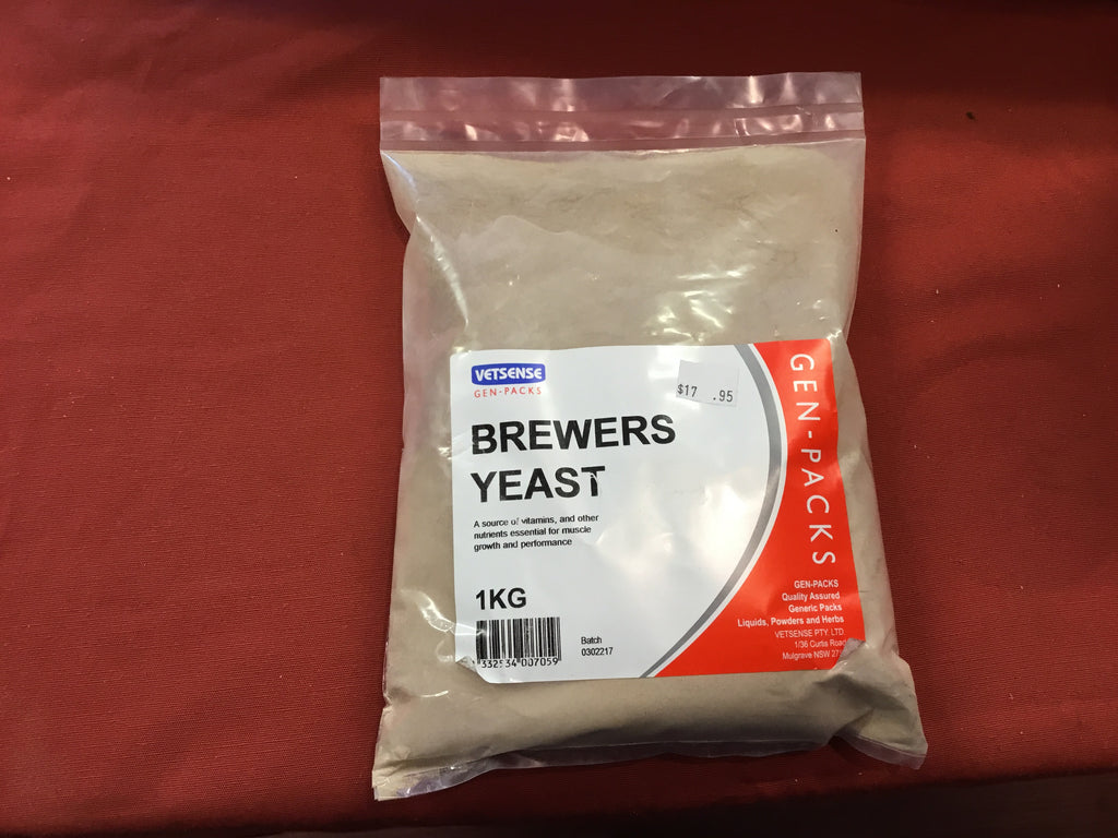 Brewers yeast - Freestyle Saddlery