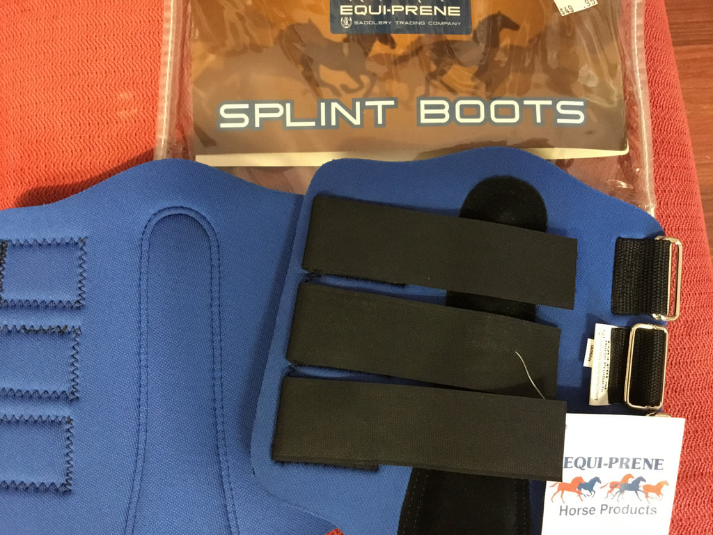 Equi-prene Splint boots - Freestyle Saddlery