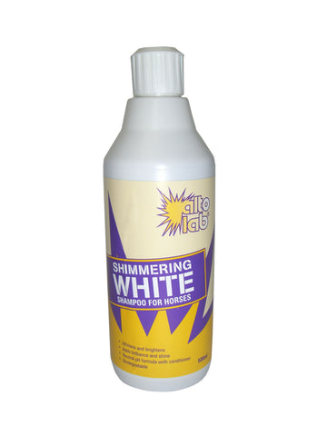 Shimmering White Shampoo - Freestyle Saddlery