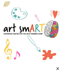 Art Smart Summer Camps Sherwood Center for the Arts