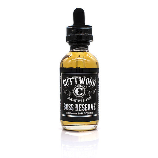 Boss Reserve eJuice by Cuttwood