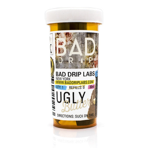 Bad Drips Ugly Butter Eliquid | Cinnamon Sugar Eliquid | Cinnamon Sugar Ejuice