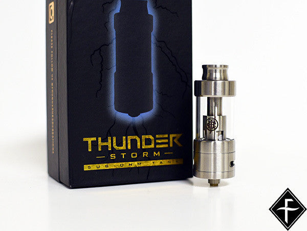 Thunderstorm Sub-Ohm Tank by Thunderhead Creations