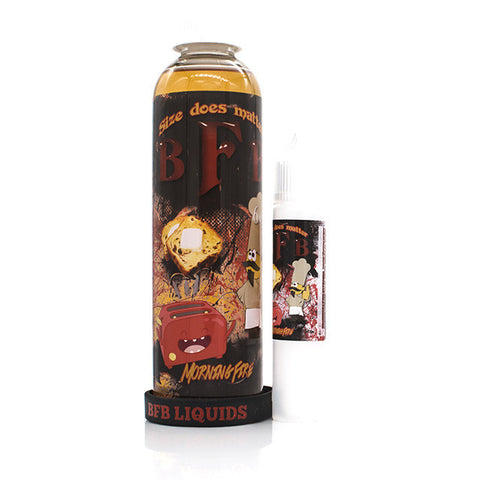Morning Fire  Eliquid by BFB Liquids | Baked Raisin Bread Eliquid