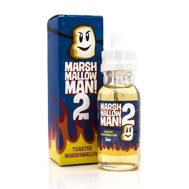 Marshmallow Man 2 by Marshmallow Man | Toasted Marshmallow Eliquid