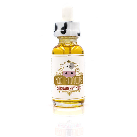 Strawberry Milk Eliquid by MOO eLiquids | Strawberry Milk Eliquid | Strawberry Milk Ejuice
