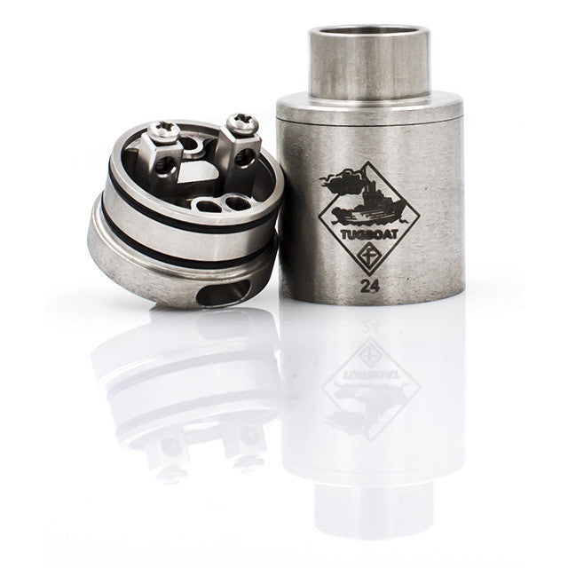 TUGBOAT 24 RDA BY FLAWLESS