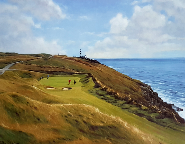 IRISH GOLF PRINTS