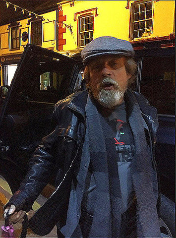 Sibéal Wars Mark Hamill | Skellig Wars | The Irish Pub Shop