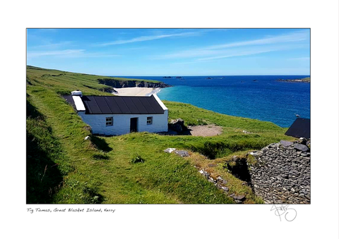 30. Tig Tomas, Great Blasket Island, Kerry