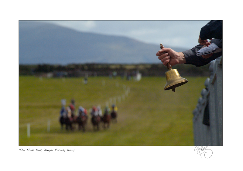 37. The Final Bell, Dingle Races