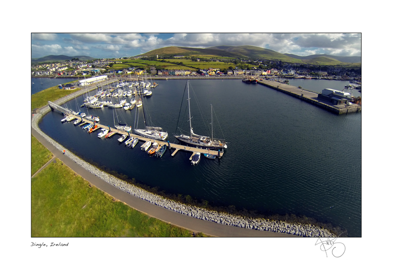 50. Dingle Harbour, Ireland