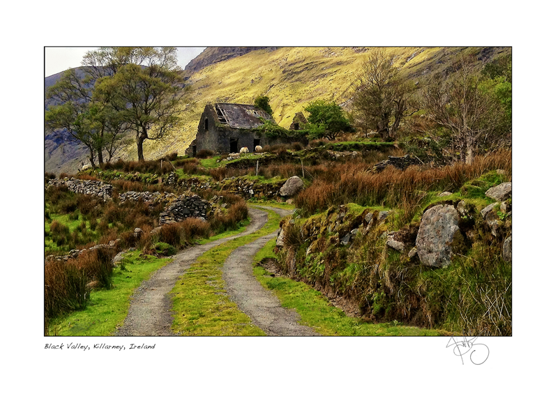 8. Black Valley Cottage, Killarney, Ireland