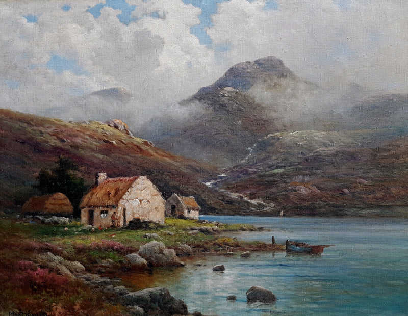 Fishermans Cottage, Donegal