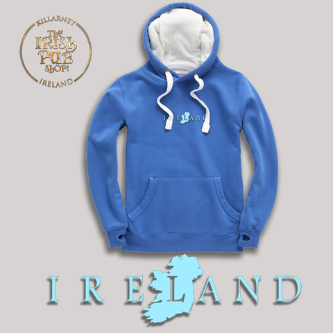 Ireland Sweat - Vintage Royal