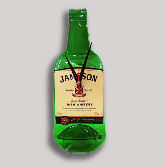 Jameson Bottle Clock