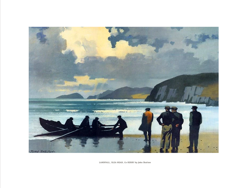 JOHN SKELTON - Landfall Slea Head,  Co Kerry