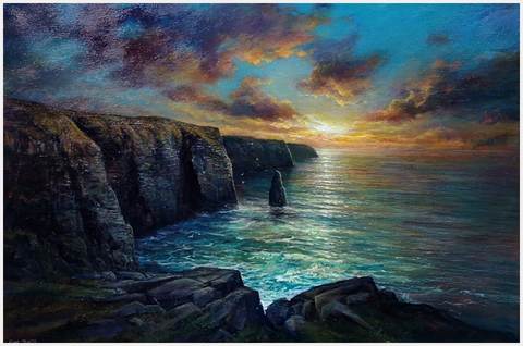 LIAM JONES - Cliffs Of Moher