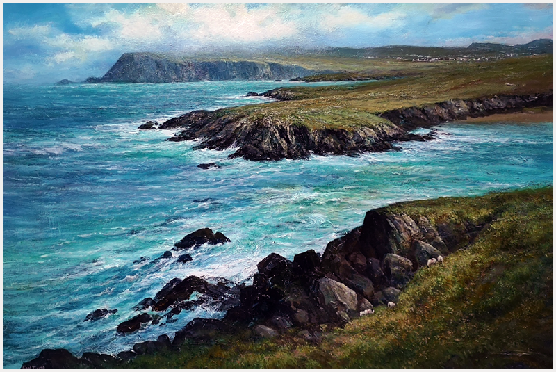 LIAM JONES - Clogher Head, Dingle