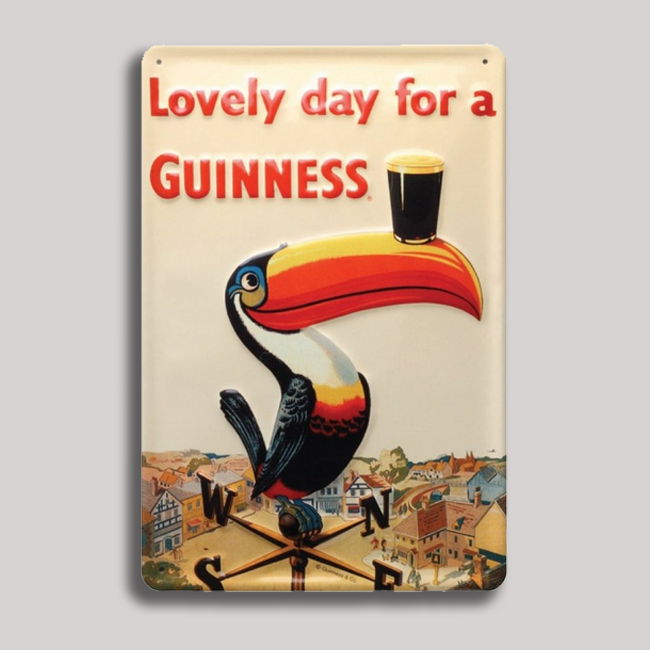 Lovely Day For a Guinness