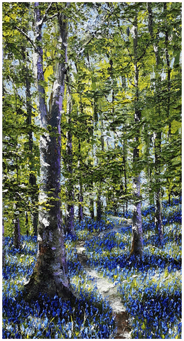 MARK ELDRED - Bluebell Bloom, Killarney