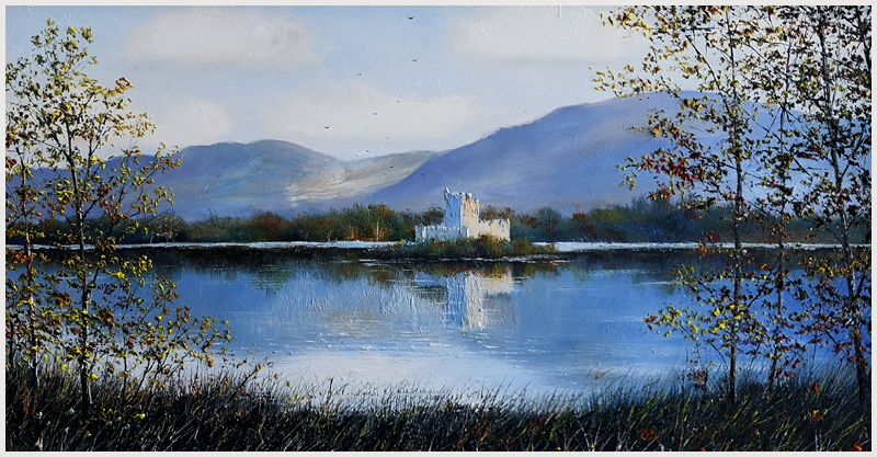 MARK ELDRED - Ross Castle Killarney