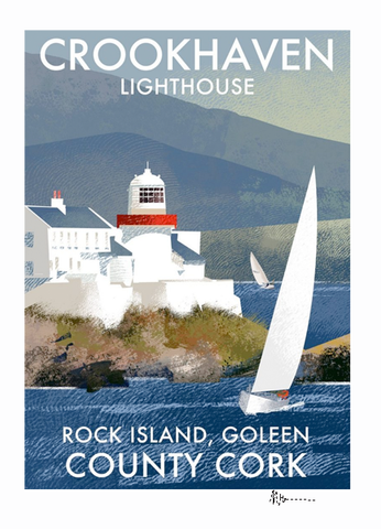 Crookhaven Lighthouse - Irish Lighthouses