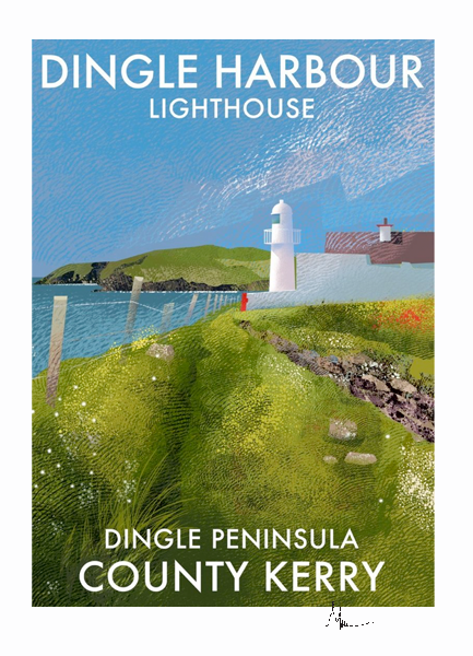 Dingle Lighthouse - Irish Lighthouses