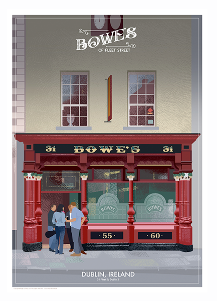Bowes Pub, Dublin - Irish Pubs