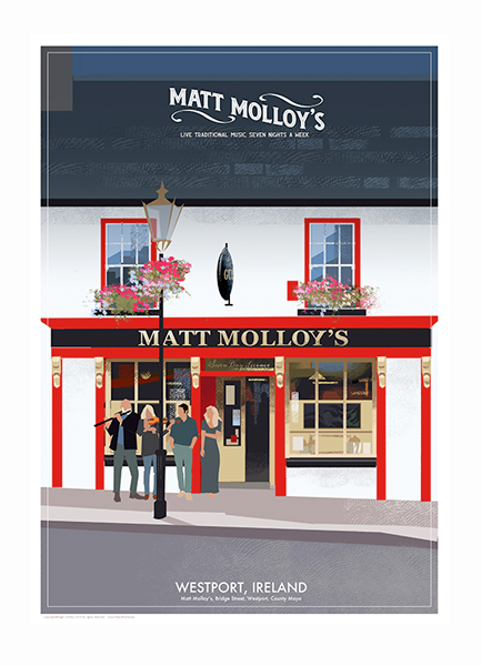 Matt Molloys, Westport - Irish Pubs