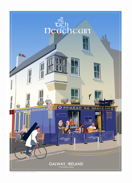Neachtains Pub, Galway - Irish Pubs