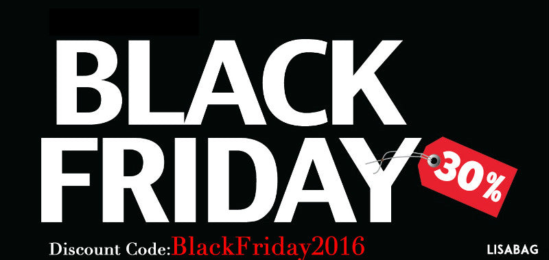 Black Friday Save 30%