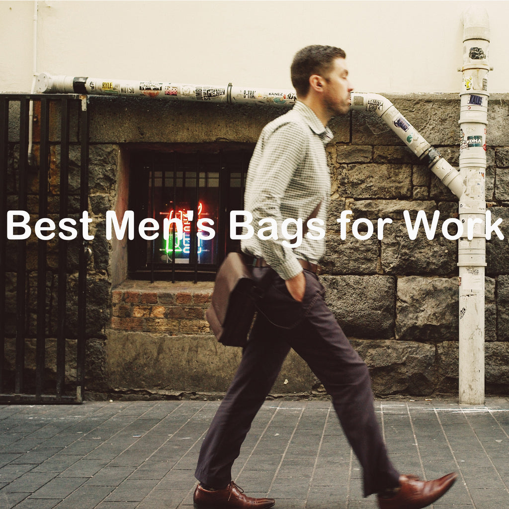 Best Men's Bags for Work