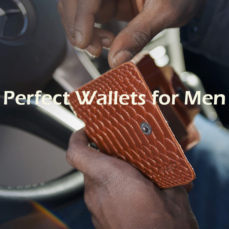 How to Select Perfect Wallets for Men