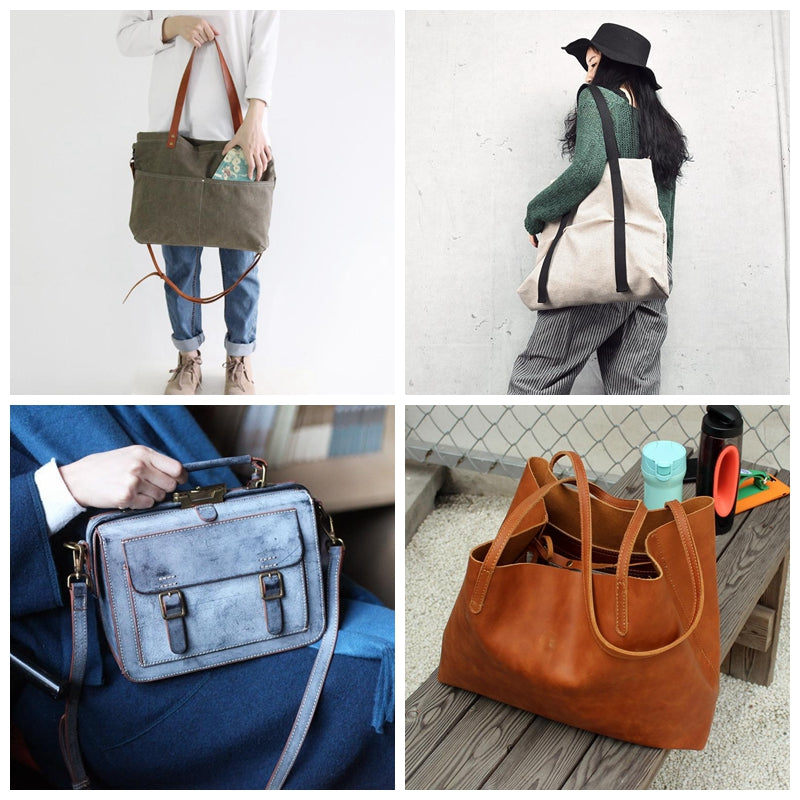 Canvas Messenger Bag Tote Bag Handbags Crossbody Bag