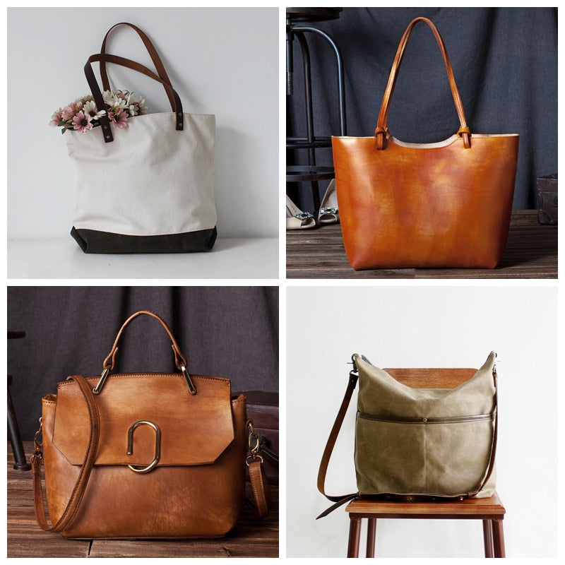 Canvas Messenger Bag Tote Bag Handbags