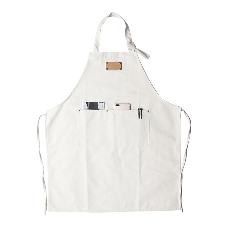 Fashion Canvas Apron Personalized Apron Work Apron Craftsman Apron Cafe Apron Server Apron GPT934 - LISABAG