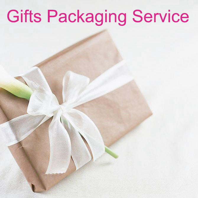 Gifts Card Note and Gifts Packaging Service - LISABAG