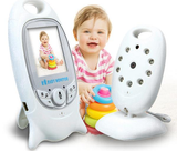 Wireless Baby Monitor Security Camera With NightVision - DealZen