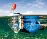 180° Full Face Snorkel Masks - DealZen