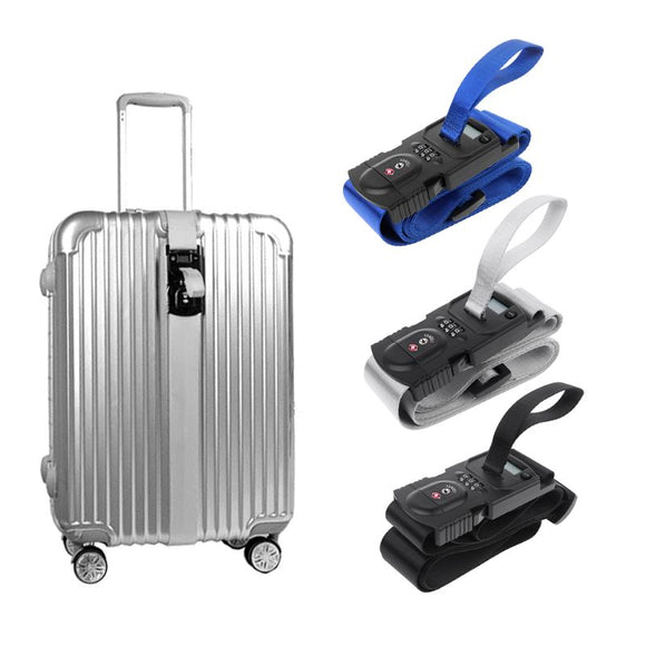 Smart Luggage Lock - DealZen